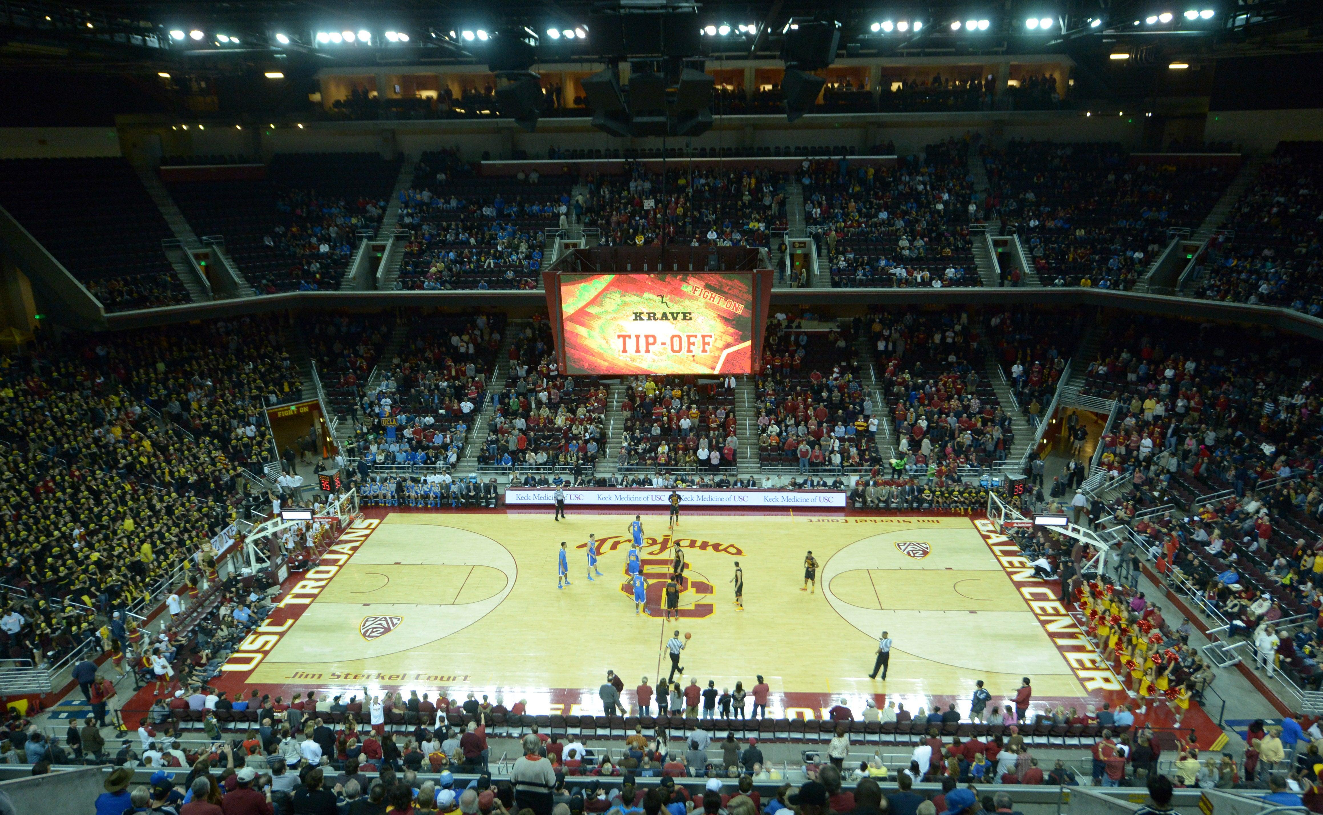 USC Men's Basketball vs. Monmouth University | Galen Center
