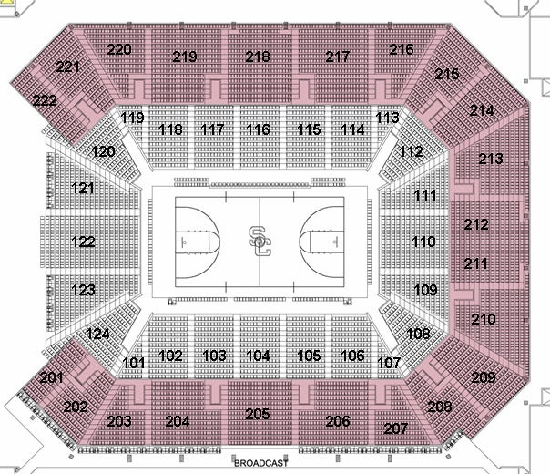 Galen Center Sections Thumb Jpg