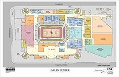 Arena Map