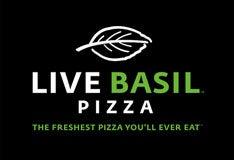 Live Basil Pizza